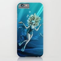 Deep Sea Feelings (Evolv… iPhone 6 Slim Case