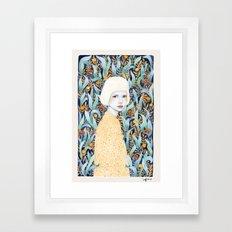 Emilia Framed Art Print