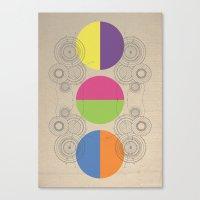 Reverse Canvas Print