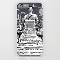 on the road - kerouac  iPhone 6 Slim Case