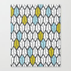 Foliar Canvas Print