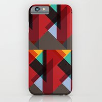 Crazy Abstract Stuff iPhone 6 Slim Case