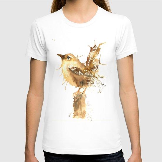 Mr Wren T-shirt