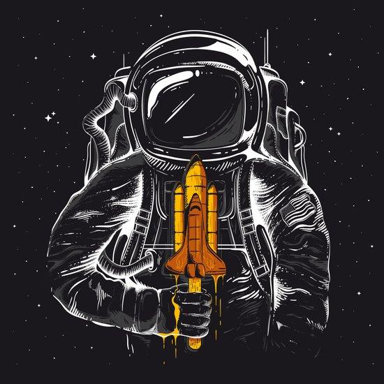 Space Popscicle Art Print