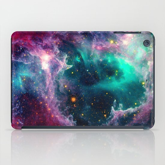 Pillars of Star Formation iPad Case
