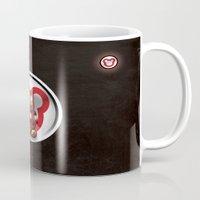 Super Bears - the Invincible One Mug