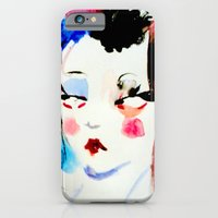 Water Color Sketch iPhone 6 Slim Case