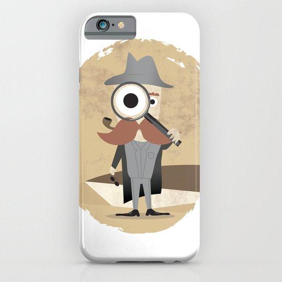 Mr. Detective iPhone & iPod Case
