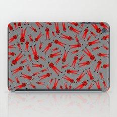 Jackson Thriller Pattern iPad Case