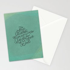 To Love Another... Stationery Cards