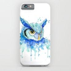 Color Hedwig  iPhone 6 Slim Case