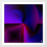 Graphical Expression II Art Print