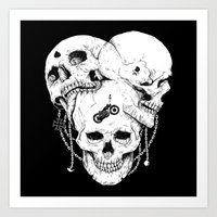 Bastard Art Print