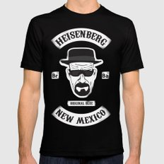 Sons Of Heisenberg Mens Fitted Tee SMALL Black