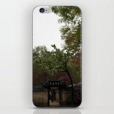 secret garden 5 iPhone & iPod Skin