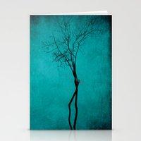 Tree  Stationery Cards