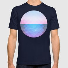 Sea Diamonds Mens Fitted Tee Navy SMALL
