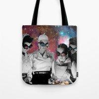 Space cooks Tote Bag