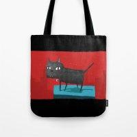 Mystical Cat Tote Bag