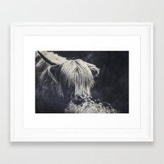 Hyppy Framed Art Print