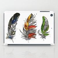Winter Autumn Spring iPad Case