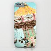 Carnival swings iPhone 6 Slim Case
