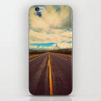 Big Sky Country iPhone & iPod Skin