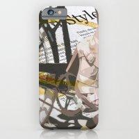 Bike Urban Chic iPhone 6 Slim Case