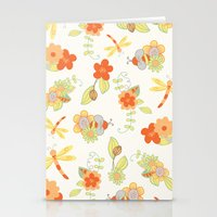In My Magical Garden Stationery Cards