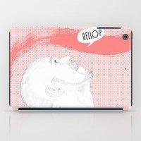 Hello?  iPad Case
