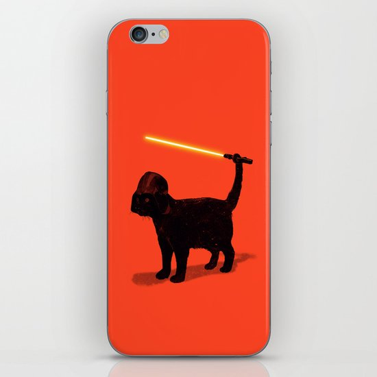 Cat Vader iPhone & iPod Skin