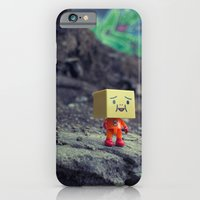iPhone & iPod Case featuring i like it here by Patrick Andrew Adams