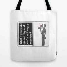 What if? Tote Bag