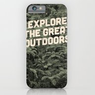 The Explorer iPhone 6 Slim Case