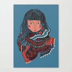 The Nomad Canvas Print