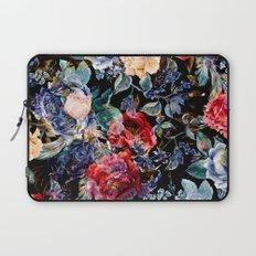 Botanic Pattern Laptop Sleeve