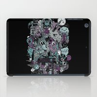Supernature In The City Of Poison Syrup And Hope Candy iPad Case
