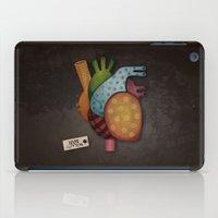 Soft-Hearted  iPad Case