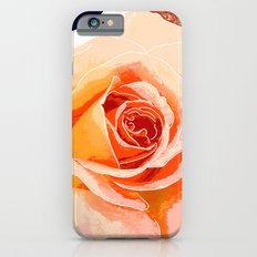 Wild Rose Slim Case iPhone 6s