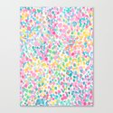 Lighthearted Summer Canvas Print