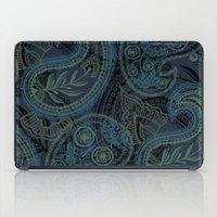 Paisley and Undines iPad Case