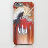 iPhone & iPod Case featuring Kinryu-No-Mai by NosProd