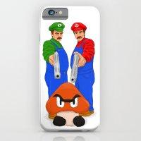Super Bundock Bros iPhone 6 Slim Case