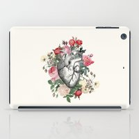Roses for her Heart iPad Case