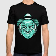 Tio Salamanca SMALL Black Mens Fitted Tee