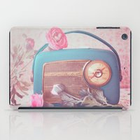 Vintage Radio. iPad Case