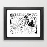 Korean Spring Framed Art Print