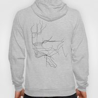 New York Subway Hoody