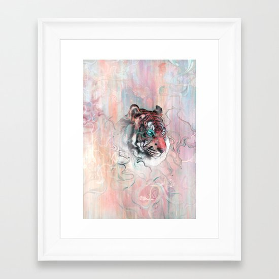 Illusive By Nature Framed Art Print