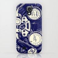 I Love My Bike Galaxy S4 Slim Case